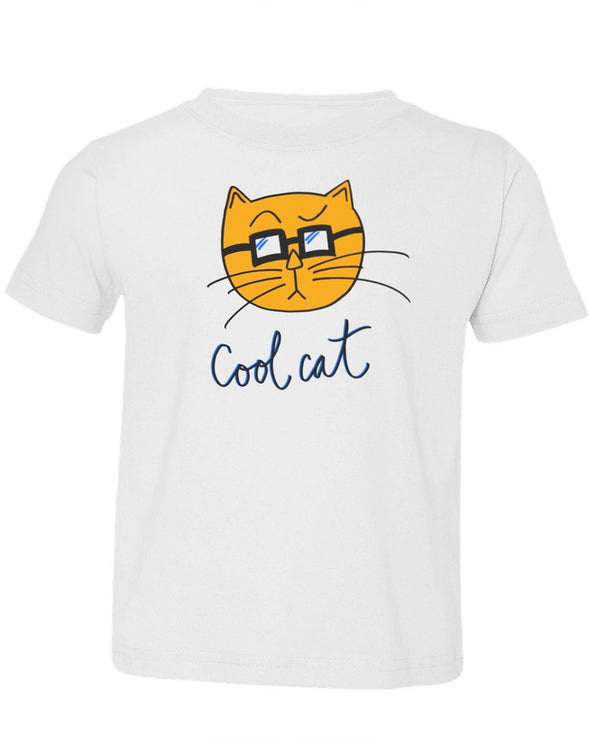 Toddler | Cool Cat | Tee