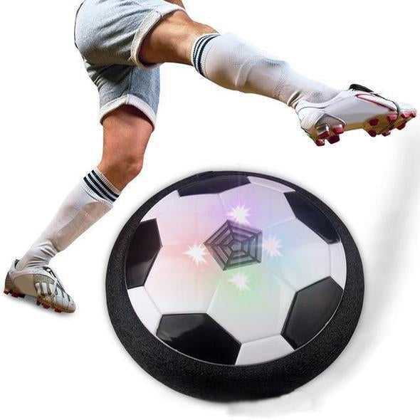 Air Power Soccer Disc-Multi surface hovering and gliding toy