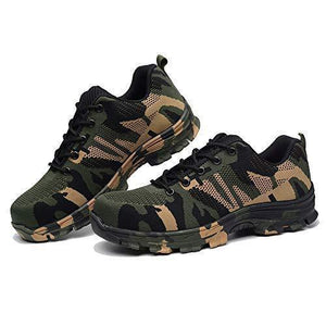 Indestructible Shoes Military Work Boots