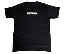 Load image into Gallery viewer, REFLECT Mens Short Sleeve T-Shirt [BLACK]