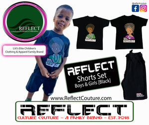 REFLECT Shorts Set