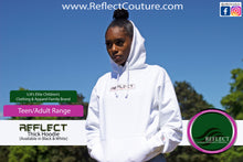 Load image into Gallery viewer, REFLECT WHITE Thick Hoodie [Adult/Teen]