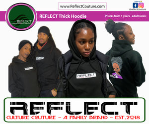 REFLECT Adult/Teen Thick Hoodie