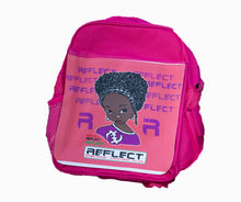 Load image into Gallery viewer, REFLECT Girls CERISE Back-to-School Bag/Rucksack [NEW]