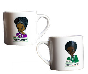 REFLECT Unisex Children's Sized Mug/Cup
