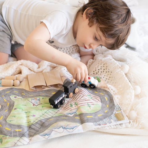 Travel Play Mats