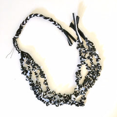 Feeding Pickle Ltd Knotted Necklace Tutorial