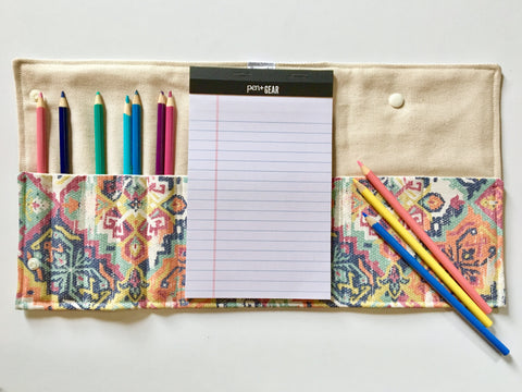 Colorful Tapestry Drawing Packet