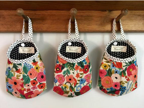 Floral and Dots Pocket Pods