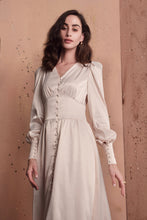 Load image into Gallery viewer, Aphrodite Cream Dress
