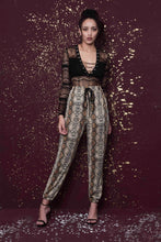 Load image into Gallery viewer, Gina Snake Print Pants