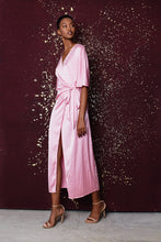 Load image into Gallery viewer, Rosie Pink Dress