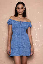 Load image into Gallery viewer, Steph Blue Dress