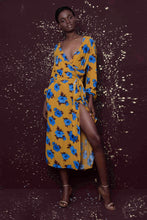Load image into Gallery viewer, Tammy Yellow Dress