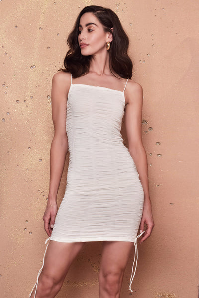 Virginia White Dress