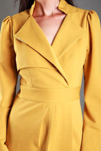 Load image into Gallery viewer, Mustard Dress
