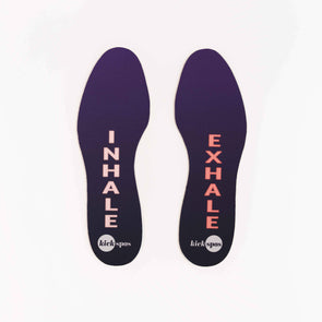 Inhale Exhale Shoe Inserts