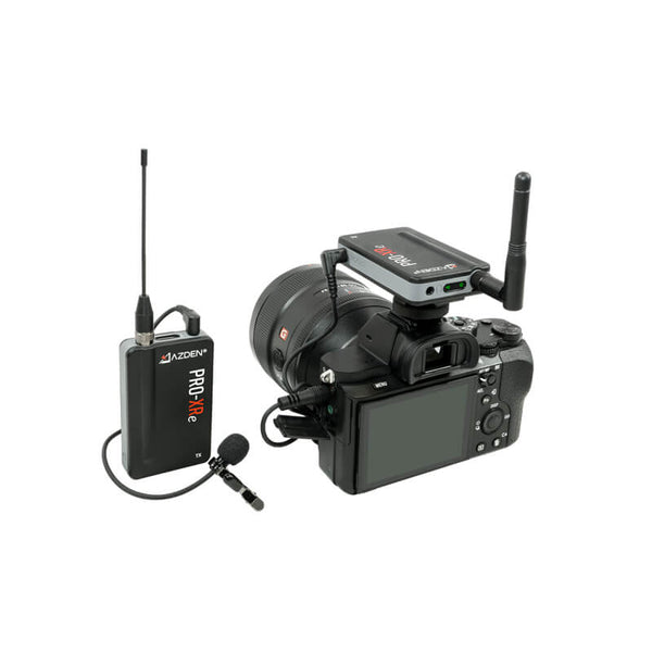 Wireless Professional Lapel Microphone