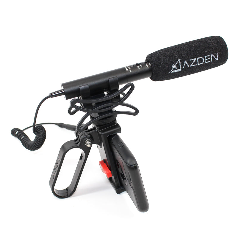 Directional Zoom Microphone