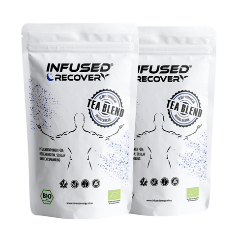 Infused recovery Double Pack