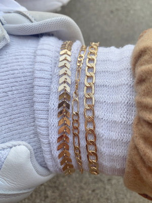boss baby anklet