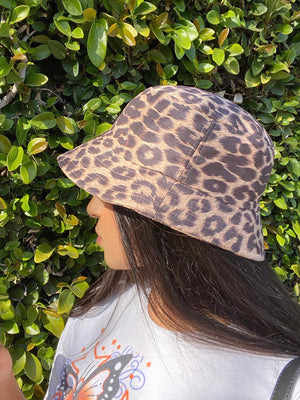 leah bucket hat