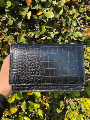 gia bag (BLACK)