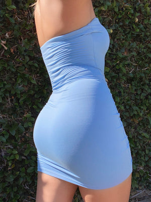 tammy dress (BABY BLUE)