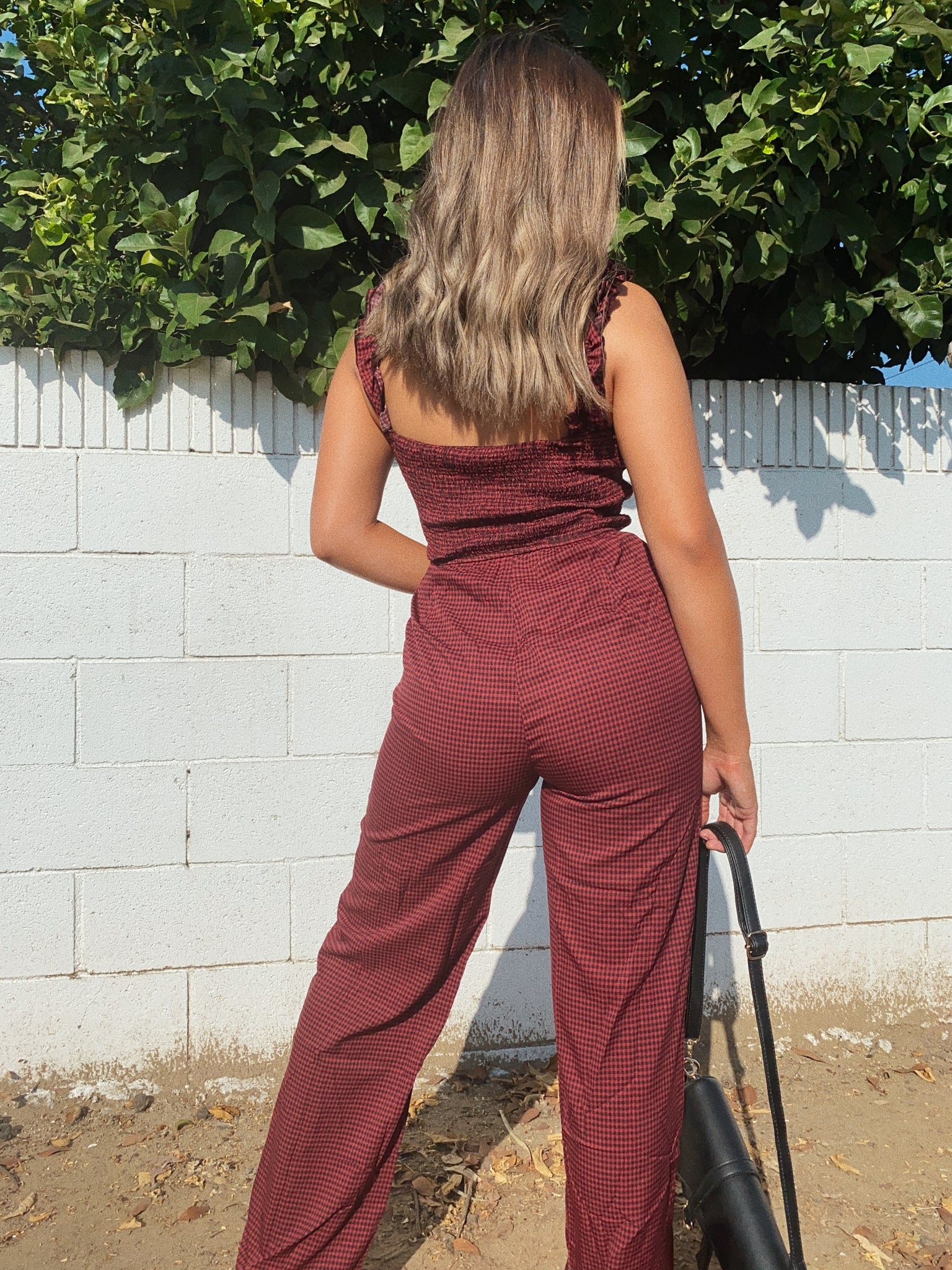 check me out jumpsuit