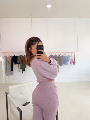 morelia set (DUSTY LAVENDER)