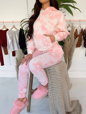 isabel sweat set (BABY PINK)