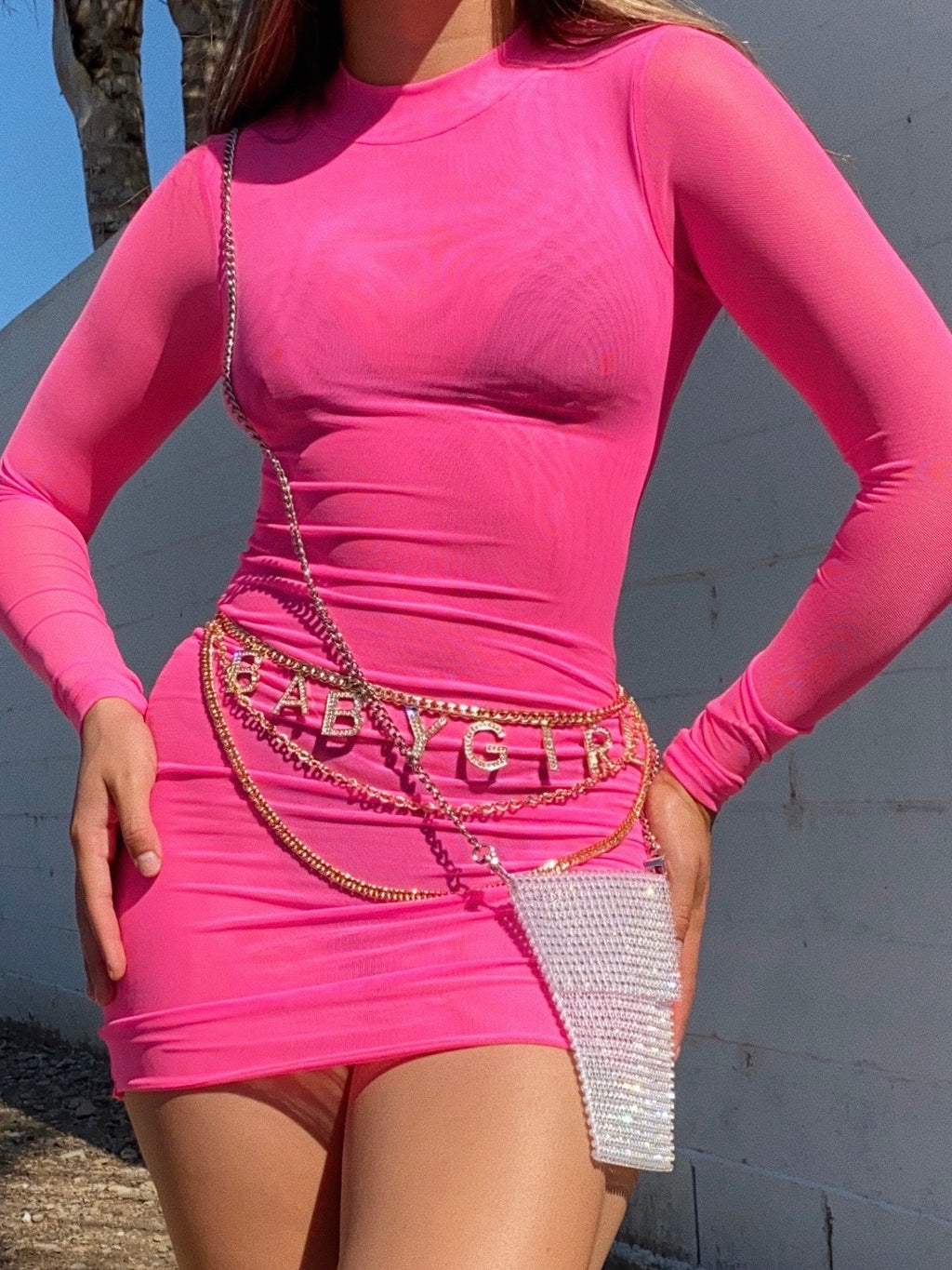barbie babe dress