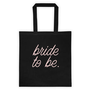 ELECTRIC BRIDE TOTE