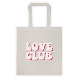 LOVE CLUB TOTE