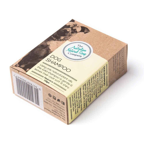 ANSC Dog Shampoo Bar 100g