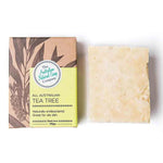 The Australian Natural Soap Co Tea Tree 100g