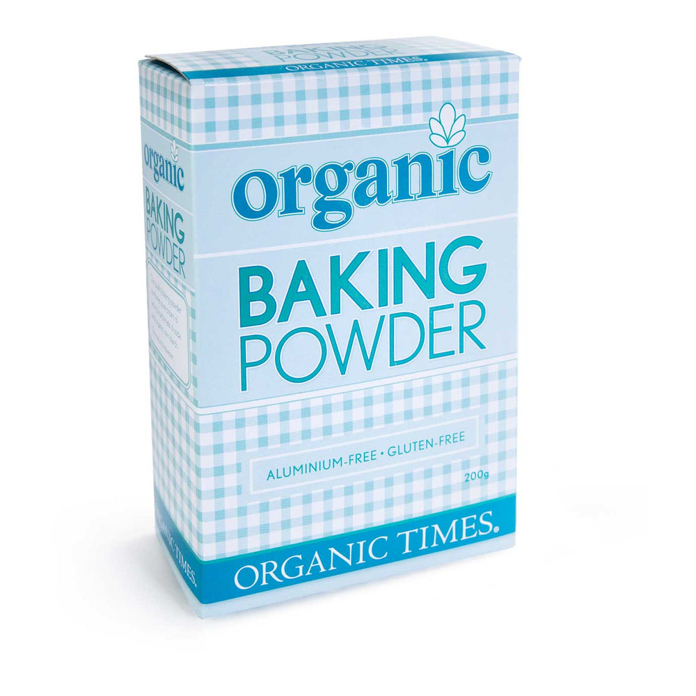 ORGANIC TIMES Baking Powder - 200g