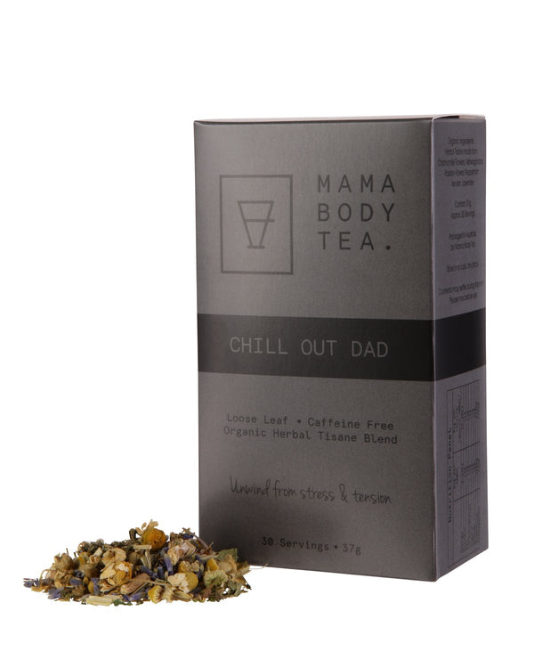 MBT Organic Chill Out Dad Loose Leaf Tea