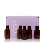ECO. 95ml Bottle & Flip-top lid Accessories Pack x5