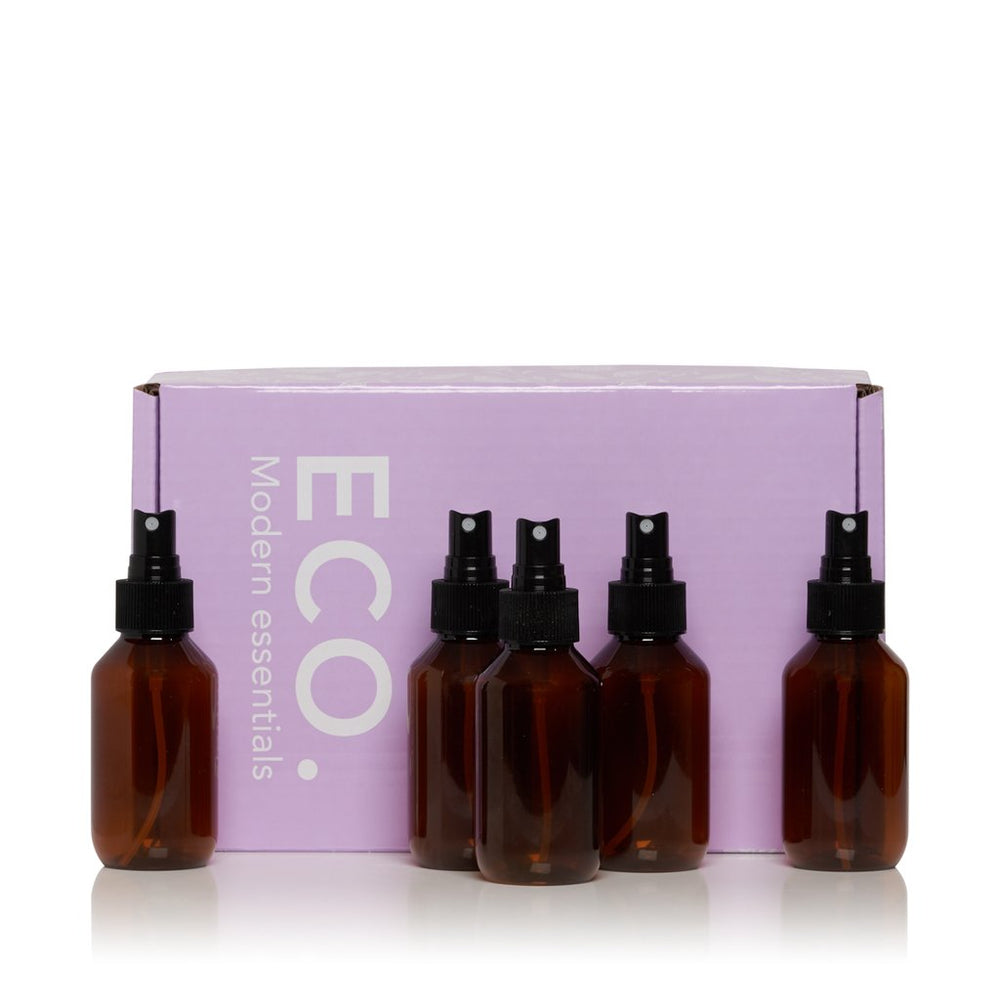 ECO. 95ml Bottle & Mist Spray Pump Accessories Pack