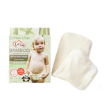 Luvme Bamboo Cloth Nappy with Liner (3-18kg)
