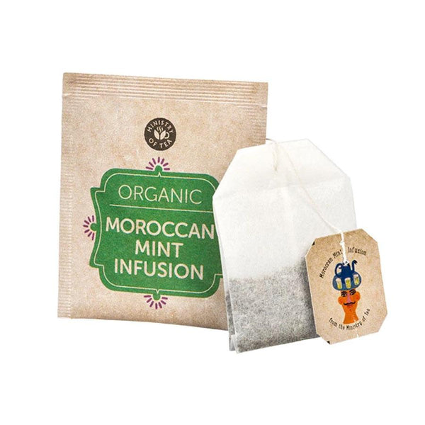 Copy of MINISTRY OF TEA Moroccan Mint x 25 Bags