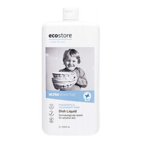 Ecostore Ultra-Sensitive Dish Liquid - 1LT
