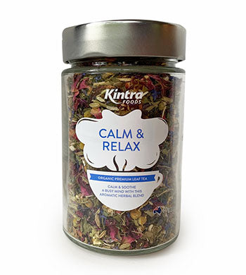Kintra Calm & Relax Loose Leaf Tea 60g
