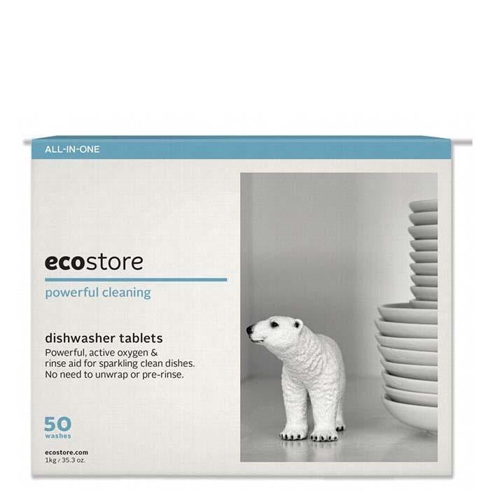 Ecostore Dishwasher Tablets 50 washes