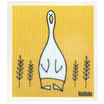 Retro Kitchen Compostable Sponge Cloth Duck