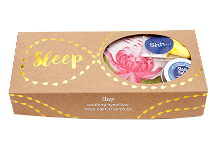 Wheatbags Love Sleep Gift Pack – Waratah