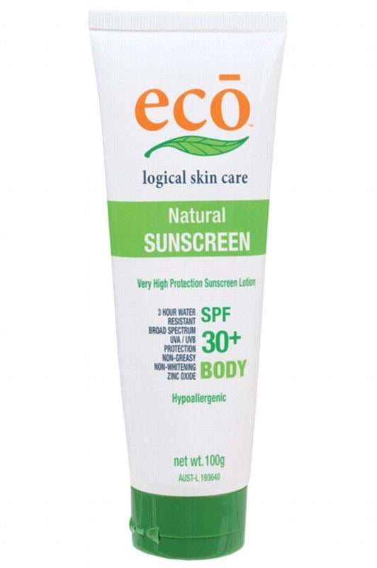 Eco Logical Sunscreen Body SPF30+ 100g