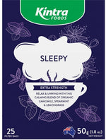 Kintra Foods Sleepy Tea Bags x25