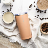 Ever Eco INSULATED TUMBLER Peach 592ML